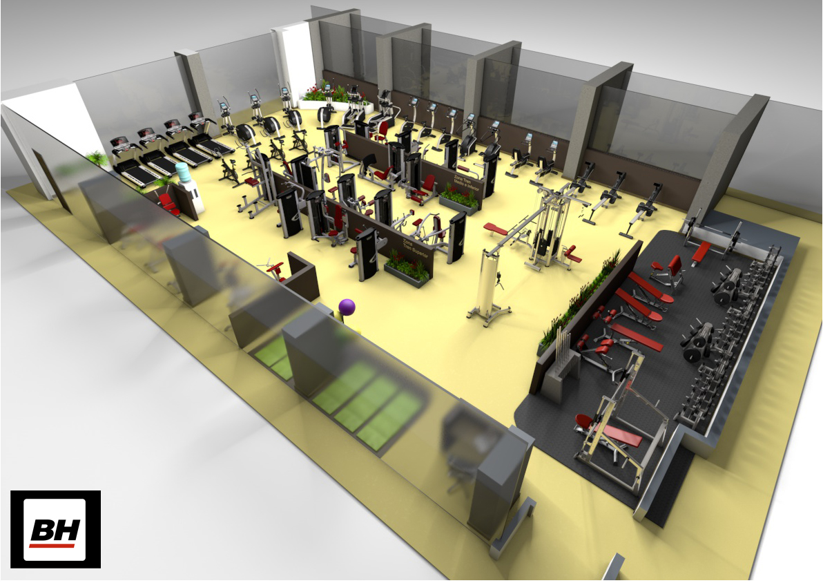 Plan and Design | Sport Tech - Commercial Fitness